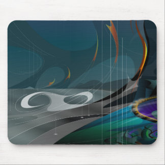 'Gale' Mouse Pad