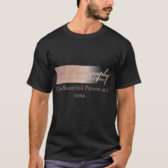 Gale photography banner copy, One Beautiful Per... T-Shirt