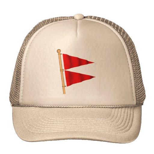 Gale Warning Mesh Hat