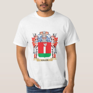 Galea Coat of Arms - Family Crest T-Shirt