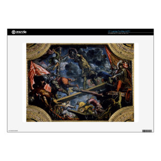 """Galeas For Montes by Tintoretto 15"""" Laptop Skins"""