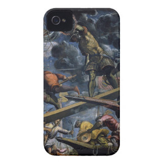 Galeas For Montes by Tintoretto iPhone 4 Cover