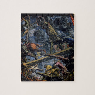 Galeas For Montes by Tintoretto Jigsaw Puzzle