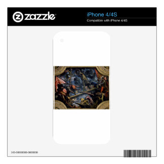 Galeas For Montes by Tintoretto Skins For iPhone 4S