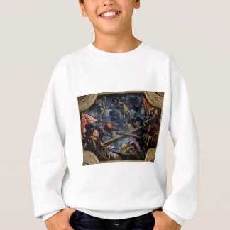 Galeas For Montes by Tintoretto Sweatshirt