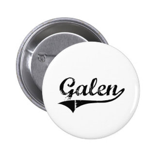 Galen Classic Style Name Buttons