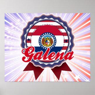 Galena, MES Poster