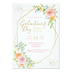 Galentines Invitations Zazzle