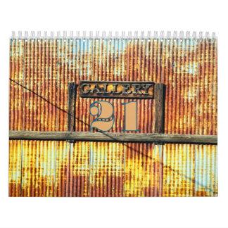 Galería 21 Calander Calendario