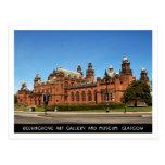 Galería de arte de Kelvingrove y museo, Glasgow Postales