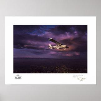 Galería de la tarde de Skycatcher Posters