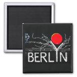 Galería de la zona este, muro de Berlín, alambre d Imán De Frigorífico
