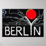 Galería de la zona este, muro de Berlín, alambre d Posters