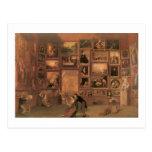Galería de Samuel Morse del Louvre Postal