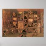 Galería de Samuel Morse del Louvre Posters