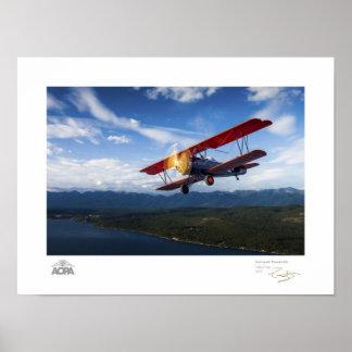 Galería del aire del viaje de Kalispell Impresiones