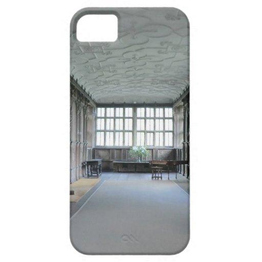 Galería larga en Haddon Pasillo iPhone 5 Fundas