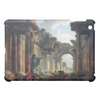 Galería magnífica del Louvre en ruinas - 1796