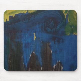 """Galería """"noche estrellada """" de Smeraldo Mousepad"""