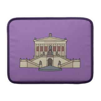 Galería vieja de nacional Berlín Funda MacBook