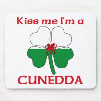 Galés personalizado me besa que soy Cunedda Tapete De Ratones