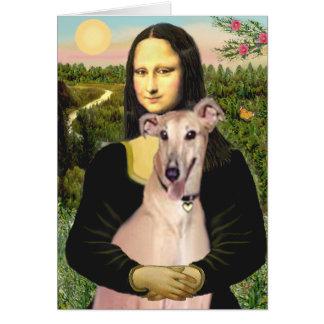 Galgo 2 - Mona Lisa Tarjeton