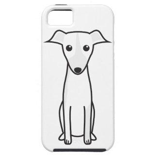 Galgo Español Dog Cartoon iPhone SE/5/5s Case