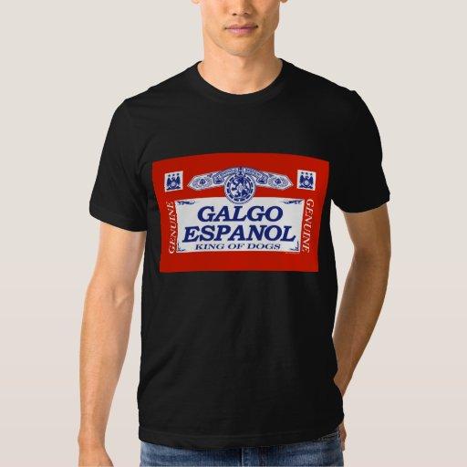 Galgo Espanol Playeras
