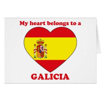 Galicia Card
