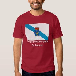 Galicia/Comunidade Autonoma ... T Shirt