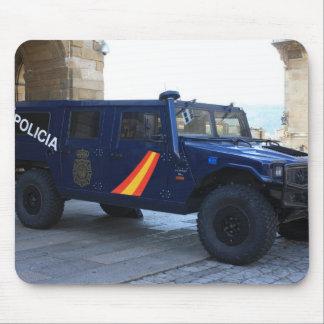 Galicia España Policia Mousepad