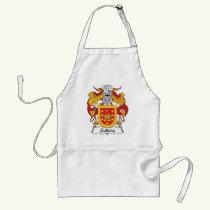 Galicia Family Crest Apron