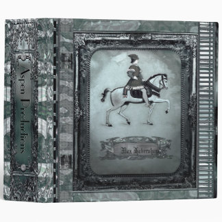 Galient Querne 3 Ring Binders