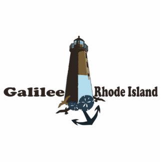 Galilee. Cutout