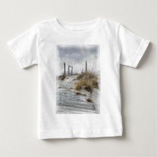 Galilee In Winter Baby T-Shirt