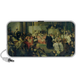 Galilei before the Council, 1861 Portable Speaker