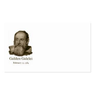 Galileo Business Cards