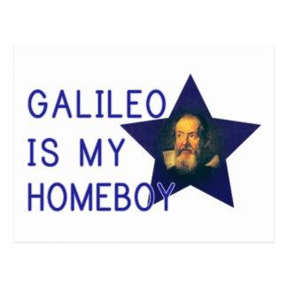 Galileo es mi Homeboy Postal