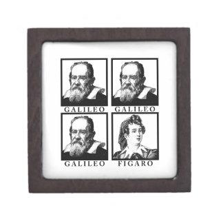 Galileo Figaro BW Caja De Joyas De Calidad