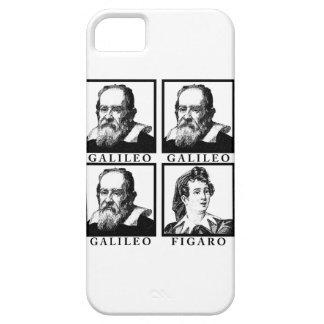 Galileo Figaro BW Funda Para iPhone SE/5/5s