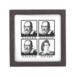 Galileo Figaro BW Gift Box