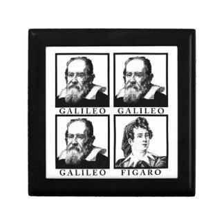 Galileo Figaro BW Keepsake Box