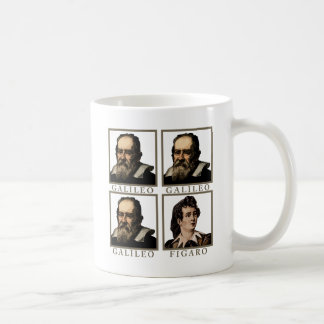 Galileo Figaro Coffee Mug