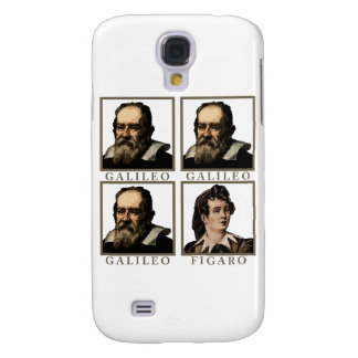 Galileo Figaro Funda Para Galaxy S4