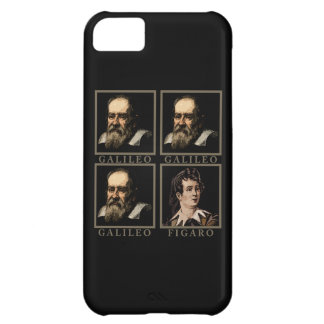 Galileo Figaro Funda Para iPhone 5C