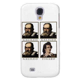 Galileo Figaro Funda Para Samsung Galaxy S4