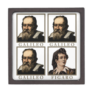 Galileo Figaro Gift Box