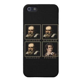 Galileo Figaro iPhone 5 Carcasa