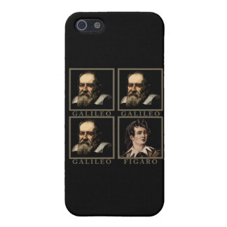 Galileo Figaro Covers For iPhone 5