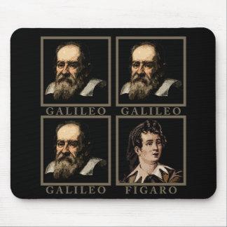 Galileo Figaro Mousepads